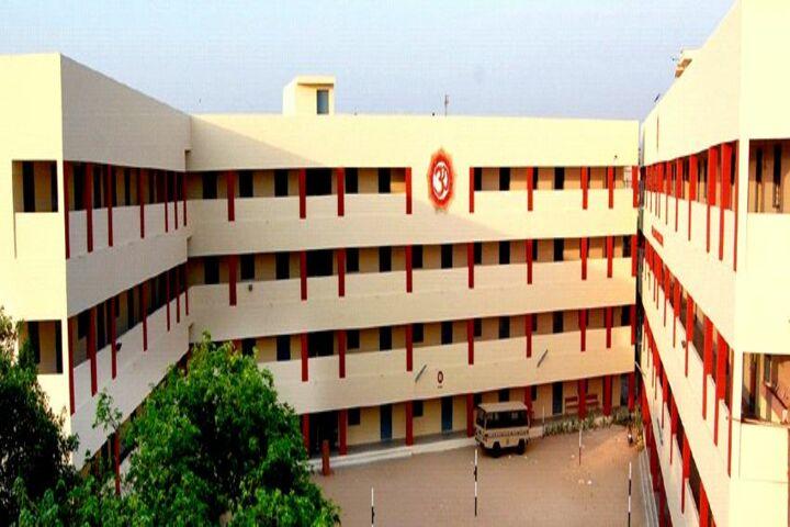 Jaigopal Garodia Mariculation Higher Secondary School-Campus View