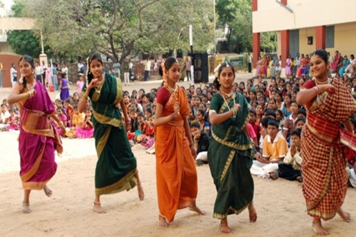 Jaigopal Garodia Mariculation Higher Secondary School-Cultural Day