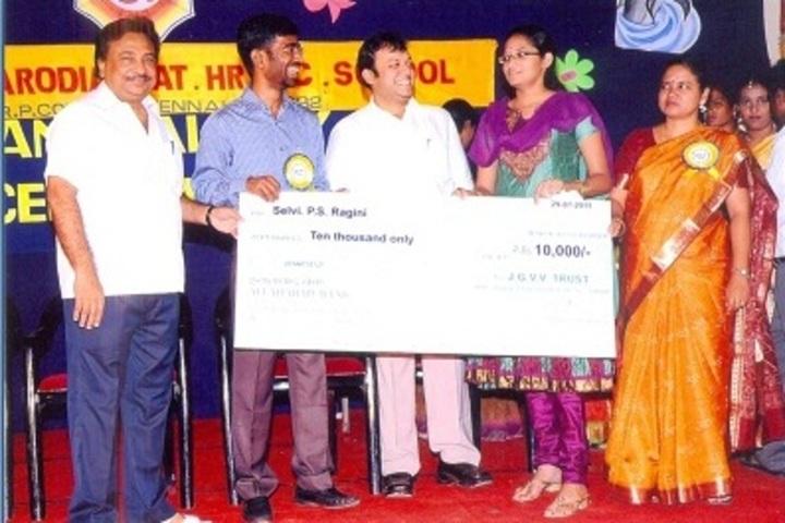 Jaigopal Garodia Mariculation Higher Secondary School-Price Distribution