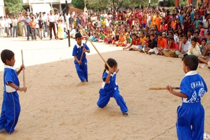 Jaigopal Garodia Mariculation Higher Secondary School-Sports