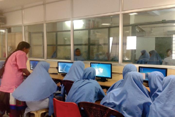 JM Matriculation School-IT Lab