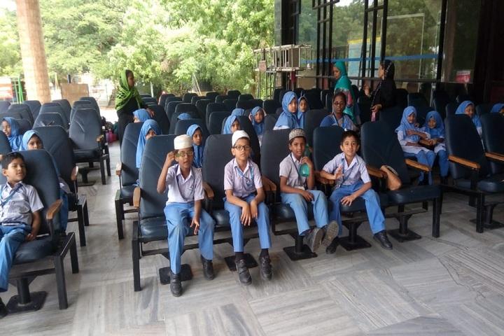 JM Matriculation School-Tour