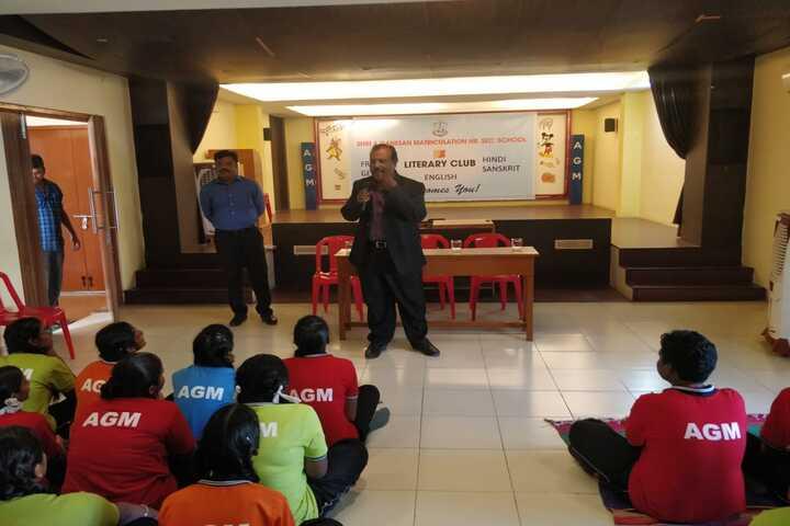 Shri A Ganesan Matriculation Higher Secondary School-Seminar
