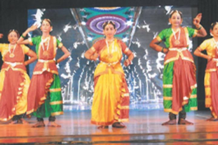 MKM Matriculation High Secondary School-Dance