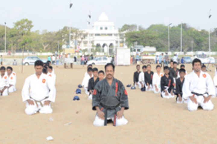 MKM Matriculation High Secondary School-Karate