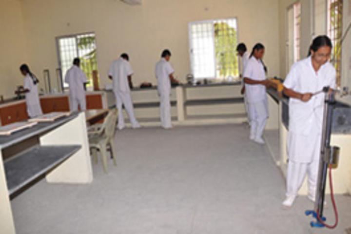 MKM Matriculation High Secondary School-Physics Lab