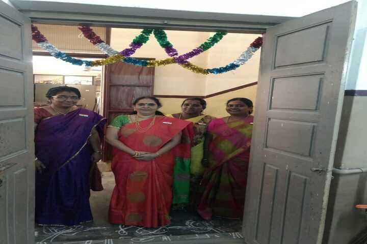 Moongibai Goenka Girls Higher Secondary School-Cultural Day