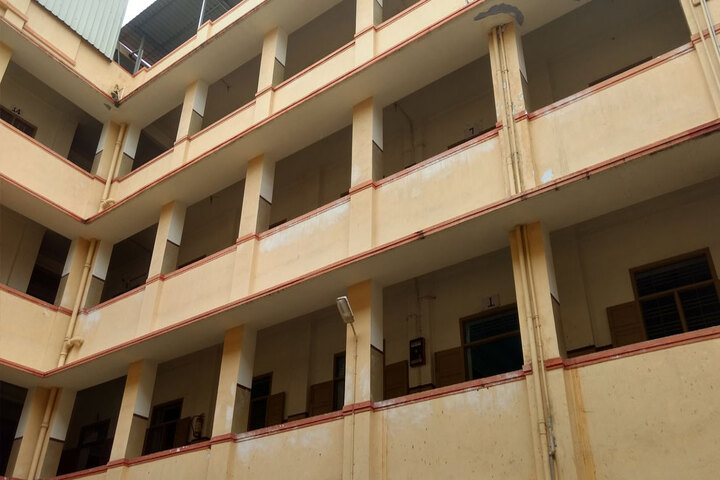 Moongibai Goenka Girls Higher Secondary School-School Building