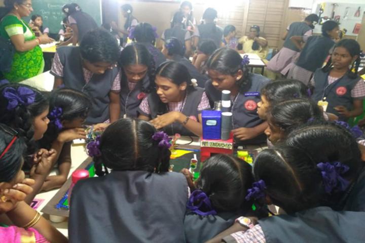 Moongibai Goenka Girls Higher Secondary School-Science Fare