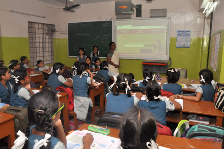 Shri Sanatana Dharma Vidyalaya Matriculation Higher Secondary School-Classroom