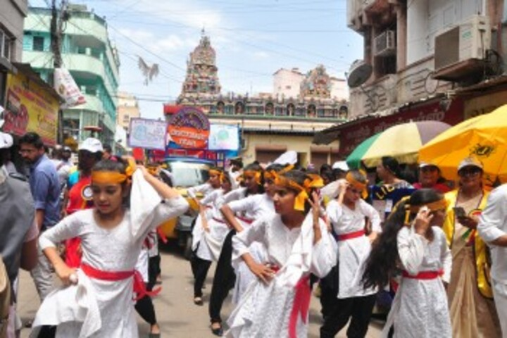 Shri Sanatana Dharma Vidyalaya Matriculation Higher Secondary School-Event