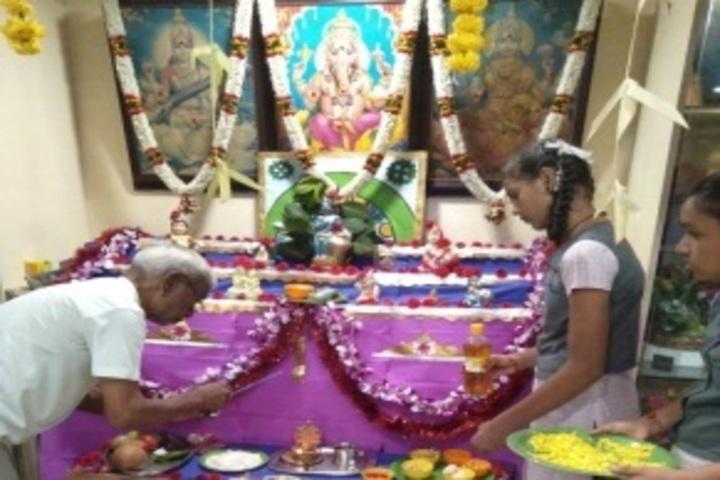 Shri Sanatana Dharma Vidyalaya Matriculation Higher Secondary School-Festival Celebrations