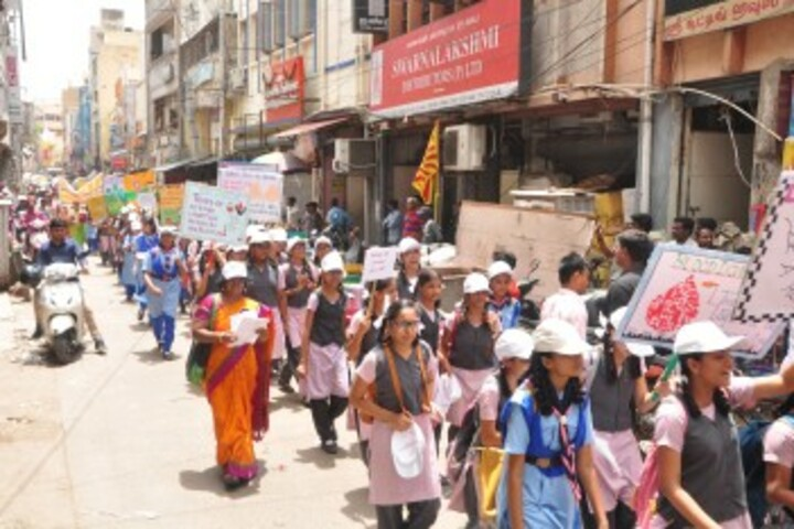 Shri Sanatana Dharma Vidyalaya Matriculation Higher Secondary School-Field Trip