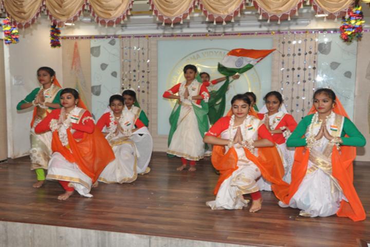 Shri Sanatana Dharma Vidyalaya Matriculation Higher Secondary School-Independence day