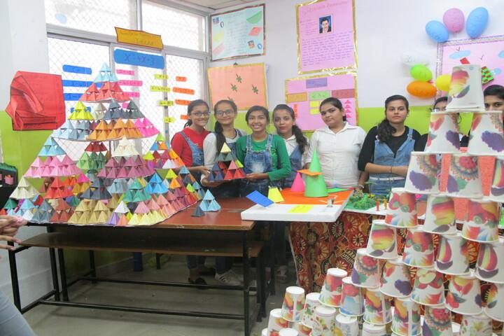 Shri Sanatana Dharma Vidyalaya Matriculation Higher Secondary School-Maths Labs