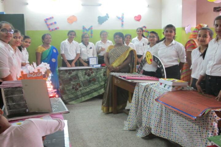 Shri Sanatana Dharma Vidyalaya Matriculation Higher Secondary School-School Exhibition