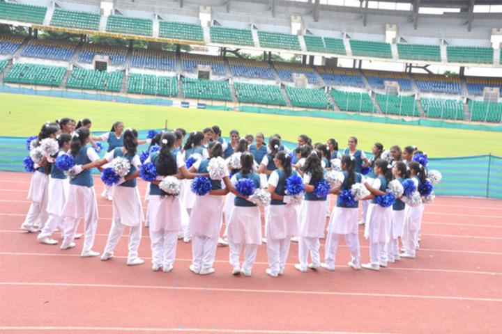 Shri Sanatana Dharma Vidyalaya Matriculation Higher Secondary School-Sports Day