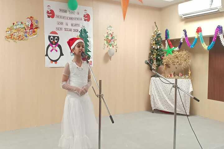 Sindhi Model Matriculation Higher Secondary School-Christmas Celebrations