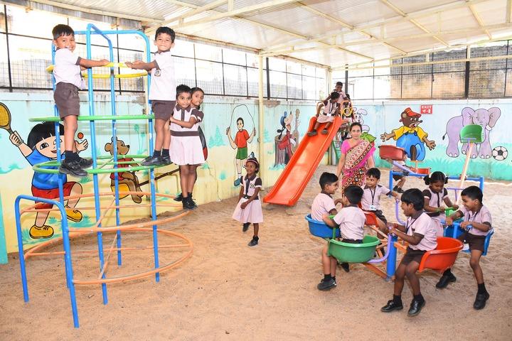 Sindhi Model Matriculation Higher Secondary School-Kinder Garten