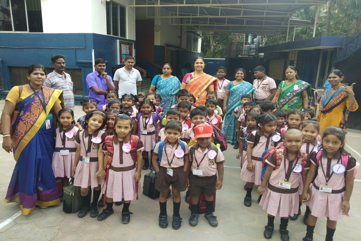 Sindhi Model Matriculation Higher Secondary School-Trip