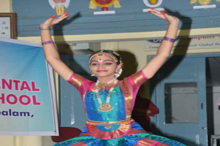 Sri Ahobila Math Oriential Higher Secondary School-Culturals