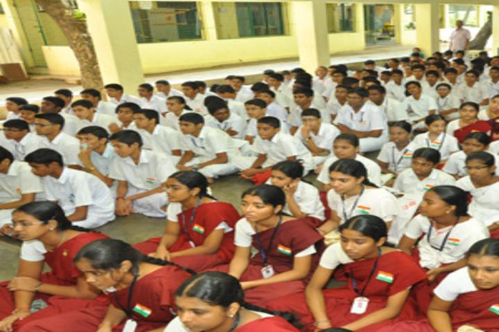Sri Ahobila Math Oriential Higher Secondary School-Event