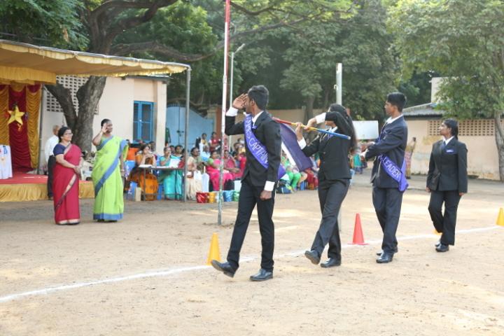 P S Matriculation Higher Secondary School-Investiture Ceremony