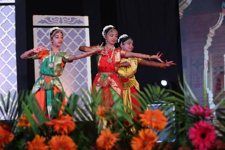 St Savio Matriculation Higher Secondary School-Dance