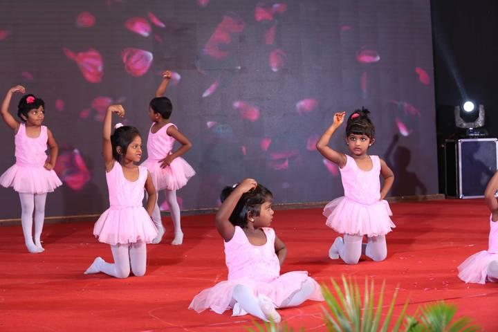 St Savio Matriculation Higher Secondary School-Kids Performance