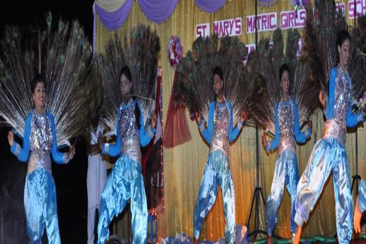 St Marys Matriculation Girls Higher Secondary School-Annual Day