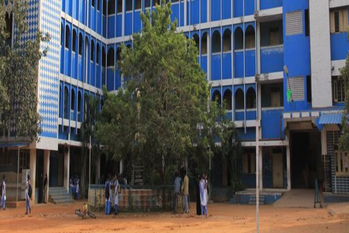 St Marys Matriculation Girls Higher Secondary School-Campus View