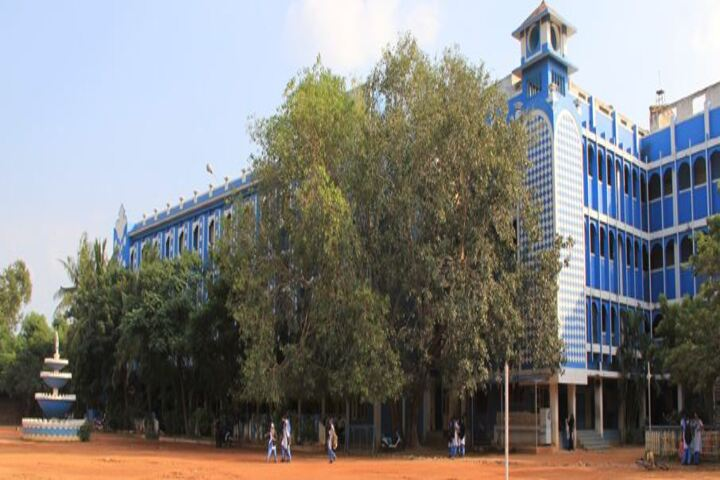 St Marys Matriculation Girls Higher Secondary School-Campus