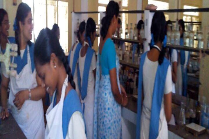St Marys Matriculation Girls Higher Secondary School-Chemistry-Lab