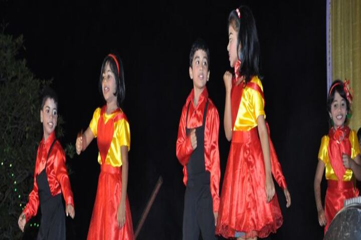 St Marys Matriculation Girls Higher Secondary School-Dance