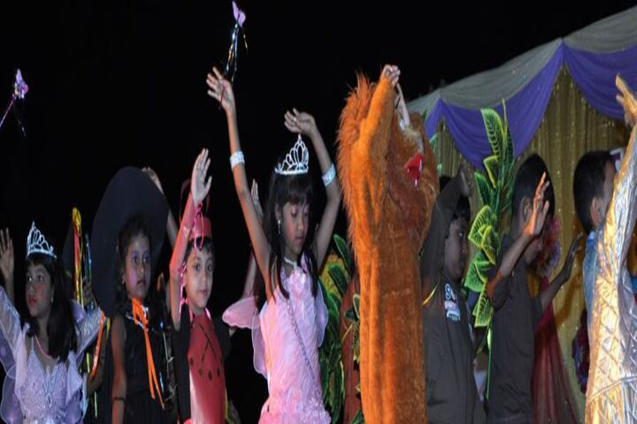 St Marys Matriculation Girls Higher Secondary School-Farewell