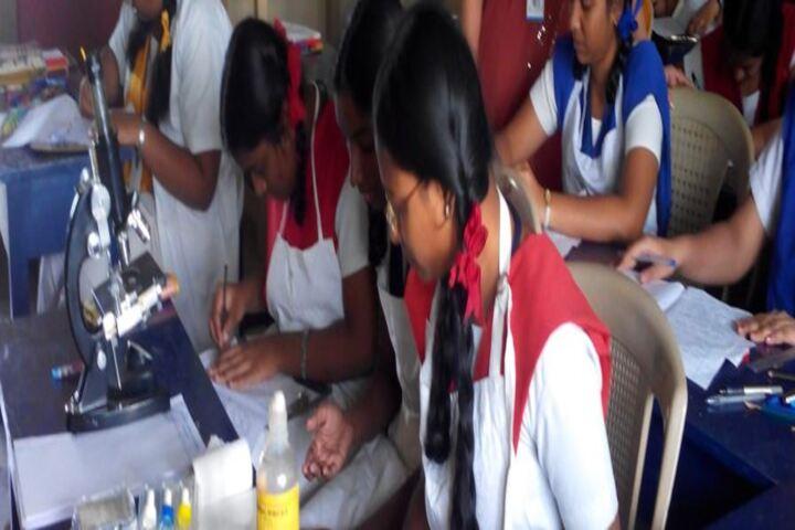 St Marys Matriculation Girls Higher Secondary School-Laboratory