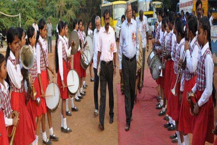St Marys Matriculation Girls Higher Secondary School-Sports