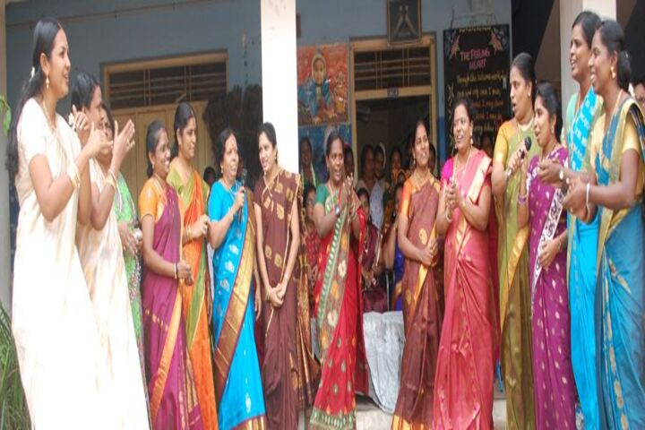 St Marys Matriculation Girls Higher Secondary School-Staff