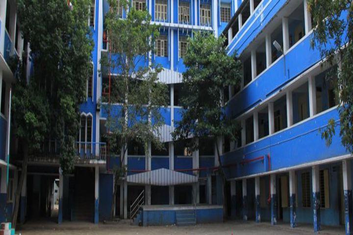 St Marys Matriculation Boys Higher Secondary School-Campus