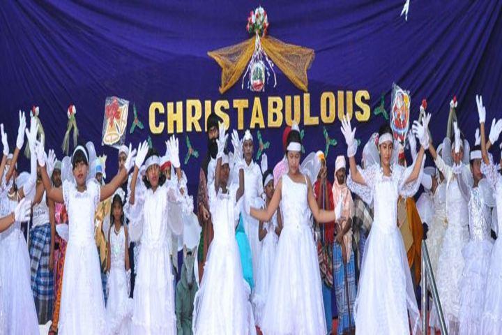 St Marys Matriculation Boys Higher Secondary School-Dance