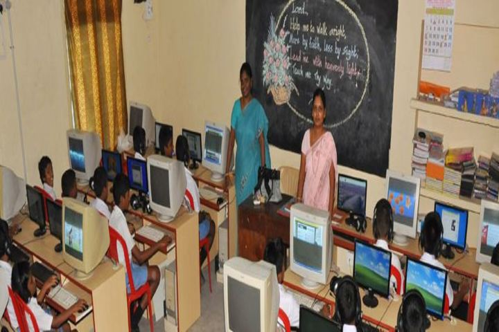 St Marys Matriculation Boys Higher Secondary School-IT-Lab