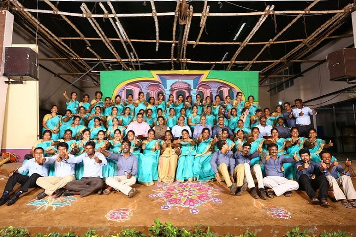 Sri Sankara Vidya Kendra Matriculation Higher Secondary School-Annual Day