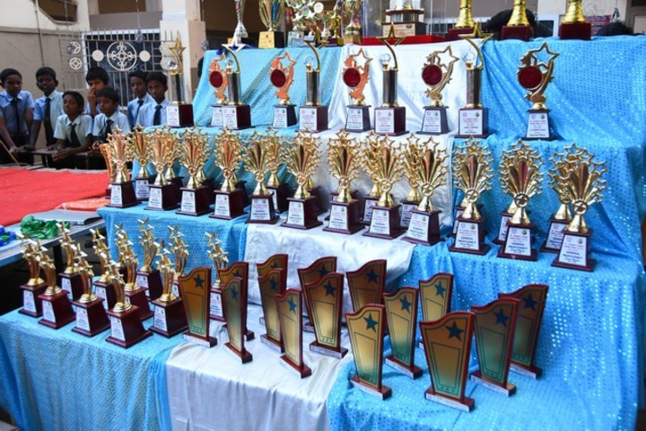 St Joseph Anglo Indian Boys Higher Seconday School-Awards