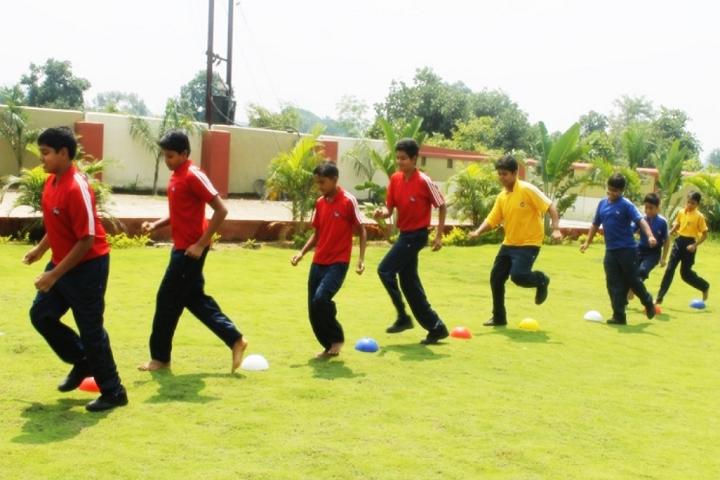 Jain Public School Korba-Activities