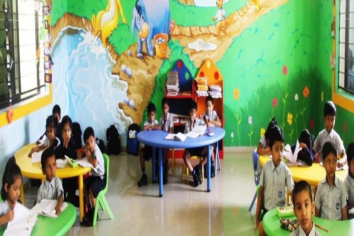 Jain Public School Korba-Artroom