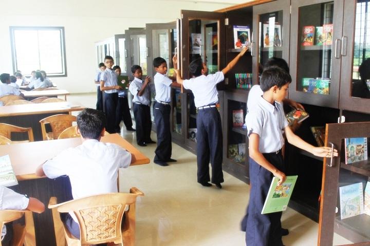 Jain Public School Korba-Library