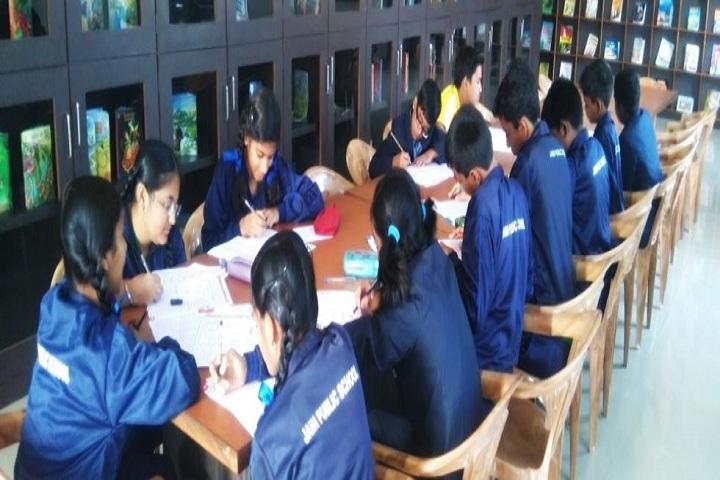 Jain Public School Korba-Library2