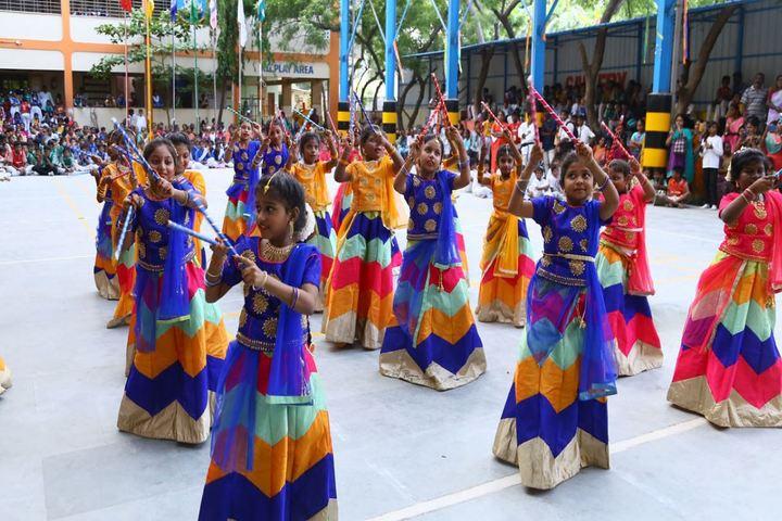 Sri Sayee Vivekananda Vidyalaya Matriculation Higher Secondary School-Culturals