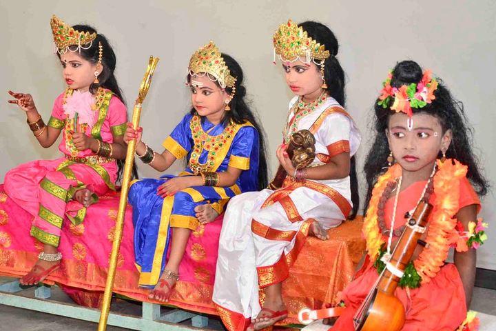 Sri Sayee Vivekananda Vidyalaya Matriculation Higher Secondary School-Drama