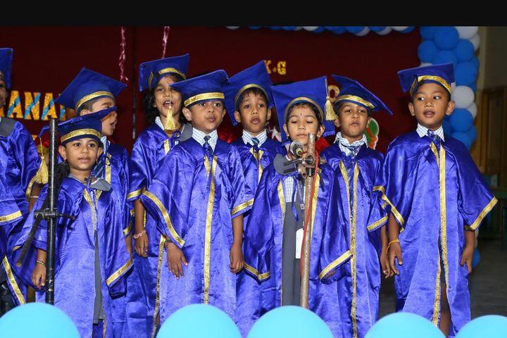 Sri Sayee Vivekananda Vidyalaya Matriculation Higher Secondary School-Graduation Ceremony